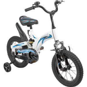 Велосипед 2-х колесный Capella (бел+черн+синий), GL000432784
