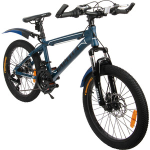 Велосипед 2-х колесный Capella (синий) GL000722324