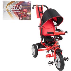 Велосипед 3-х колесный Capella S-511, Red (красный), 2019 GL000957389