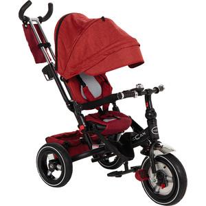 Фото - Велосипед 3-х колесный McCan M-8 Linen Red (красный лён) GL000894161 велосипед 3 х колесный vip lex 903 2а red красный viplex 903 2а red