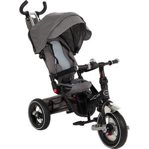 Велосипед 3-х колесный McCan M-8 Linen Grey (серый лён) GL000894156