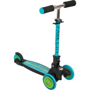 Самокат 3-х колесный Leader Kids Park City GS-D10 BLUE GL000391225 самокат 3 х колесный leader kids xg5307r8