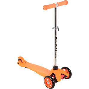 цена на Самокат 3-х колесный Leader Kids LK-102 Orange (оранж) GL000890074