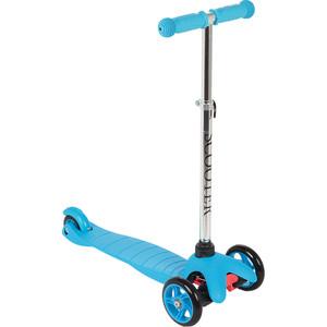 Самокат 3-х колесный Leader Kids LK-102 Blue (синий) GL000890072 самокат 3 х колесный moby kids управление наклоном синий 64966