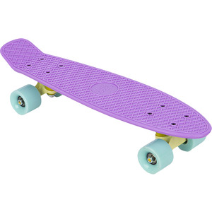 Скейтборд Leader Kids S-2206P (пастельно фиолетовый) GL000388967