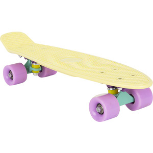 Скейтборд Leader Kids S-2206P (пастельно желтый) GL000388965