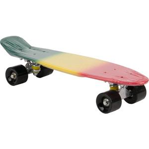 Скейтборд Leader Kids S-2206F reggae (трехцветный) GL000722836