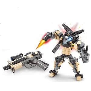 Конструктор Ausini 2в1 (робот и пистолет) - 25628