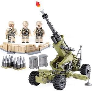 Конструктор XingBao Зенитная пушка (350 деталей) - XB-06011 цены онлайн