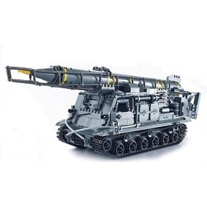Конструктор XingBao Ракетная установка 8U218 (1750 деталей) - XB-06005
