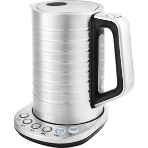 Чайник электрический KITFORT KT-649 чайник электрический kitfort kt 609 серебристый черный
