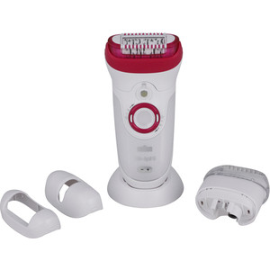 Эпилятор Braun 9-567 Silk-epil 9 Legs, body & face эпилятор braun silk epil 9 skinspa 9 969v