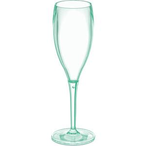 Набор бокалов для шампанского 4 штуки 100 мл Koziol Superglas Cheers no.1 (3588653)