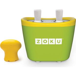 Набор для приготовления мороженого Zoku Duo Quick Pop Maker (ZK107-GN) набор для приготовления мороженого zoku single quick pop maker zk110 gn