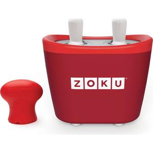 Набор для приготовления мороженого Zoku Duo Quick Pop Maker (ZK107-RD)