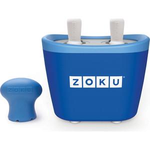 Набор для приготовления мороженого Zoku Duo Quick Pop Maker (ZK107-BL)