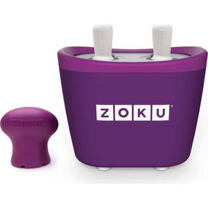 Набор для приготовления мороженого Zoku Duo Quick Pop Maker (ZK107-PU)