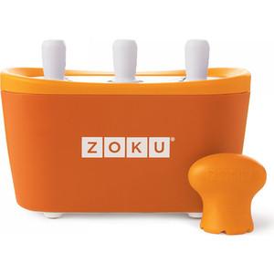 Набор для приготовления мороженого Zoku Triple Quick Pop Maker (ZK101-OR)