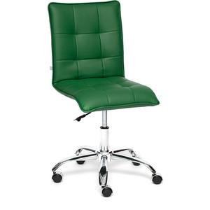 Кресло TetChair ZERO кож/зам зеленый 36-001