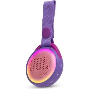 Портативная колонка JBL JR POP purple цена и фото