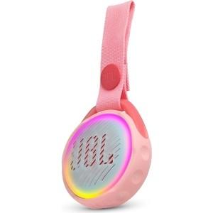 лучшая цена Портативная колонка JBL JR POP pink