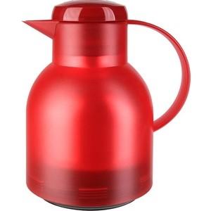 Термос-чайник 1 л Emsa Samba (504232) красный цена