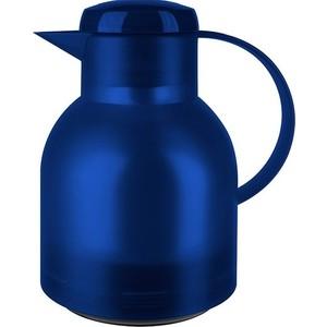 Термос-чайник 1 л Emsa Samba (504231) синий emsa термос кофейник samba 508950 1 л желтый 60569 emsa