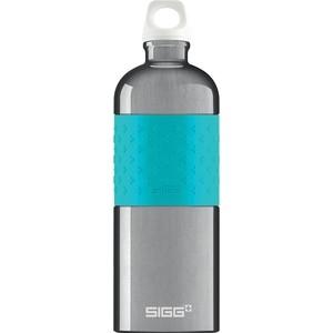 Бутылка для воды 1 л Sigg Cyd Alu (8545.60) голубая