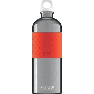 цена на Бутылка для воды 1 л Sigg Cyd Alu (8549.00) красная