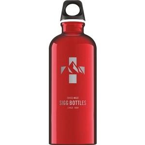 Бутылка для воды 0.6 л Sigg Mountain (8744.60) красная