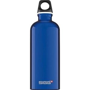 Бутылка для воды 0.6 л Sigg Traveller (7523.30) голубая бутылка для воды 1 л sigg traveller 8327 00 светло серая