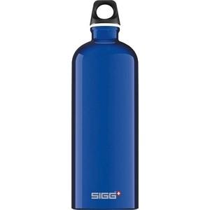Бутылка для воды 1 л Sigg Traveller (7533.30) голубая бутылка для воды 1 л sigg traveller 8327 00 светло серая