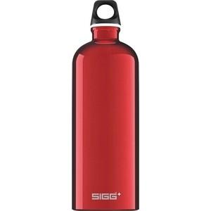 Бутылка для воды 1 л Sigg Traveller (8326.40) красная