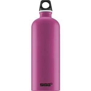 Бутылка для воды 1 л Sigg Traveller (8635.40) розовая бутылка для воды 1 л sigg traveller 8327 00 светло серая
