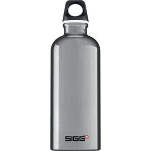 Бутылка для воды 0.6 л Sigg Traveller (8326.90) светло-серая бутылка для воды 1 л sigg traveller 8327 00 светло серая