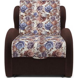 Кресло-кровать Mebel Ars Атлант - цветы ППУ