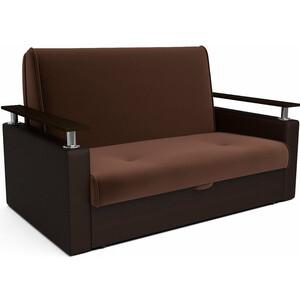 Кресло-кровать Mebel Ars Шарм шоколад ППУ