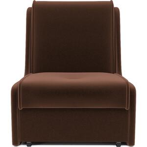 Кресло-кровать Mebel Ars Аккорд № 2 кордрой ППУ