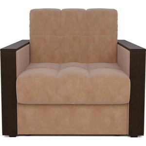 Кресло-кровать Mebel Ars Техас бежевый ППУ