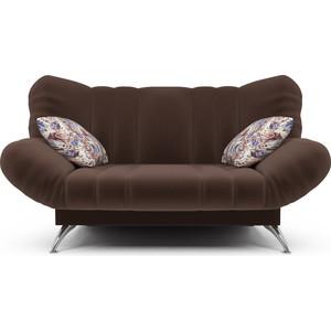 Диван Mebel Ars Гольф люкс (клик - кляк) ППУ прямой диван первый мебельный клик кляк