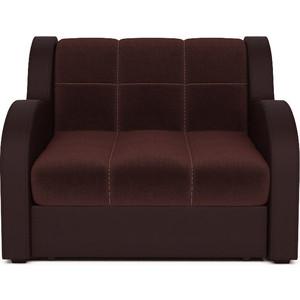 купить Кресло-кровать Mebel Ars Аккордеон Барон люкс ППУ. по цене 13765.5 рублей
