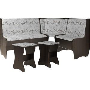 Кухонный набор Атлант Эна без стола 629/1-бежевая, венге магия
