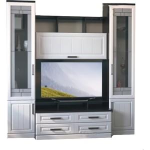 купить Стенка Росток мебель Венеция-1 центральная секция по цене 24403.6 рублей