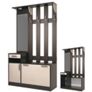 Прихожая Росток мебель Диана-4 секция-14 цена в Москве и Питере