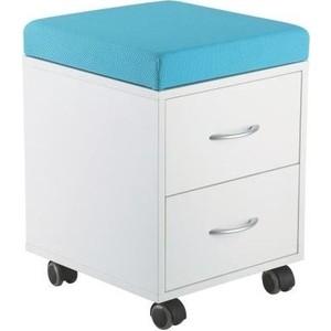 Мобильный шкаф для хранения FunDesk SS15W blue