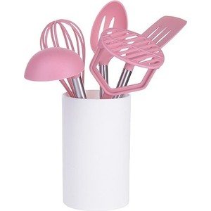 Mayer&Boch Набор кухонных принадлежностей 6 предметов набор кухонных принадлежностей коралл розы