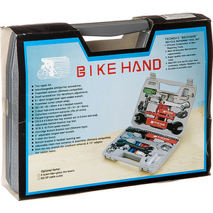 Набор инструментов Bike Hand YC - 735A 19 позиций цена
