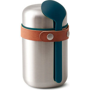 Термос 400 мл Black+Blum Food Flask (BAM-FF-S005) термос robens wilderness vacuum flask 700 мл