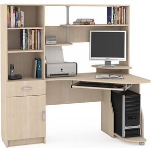 Фото - Стол компьютерный Моби Комфорт 8 СК дуб паллада стол швейный комфорт 8