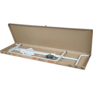 Вешалка ЗМИ ''Радуга 2'' для хранения одежды, с полкой для хранения обуви, на колесиках, рабочая нагрузка до 20 кг
